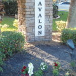Avalon Marquee Sign