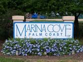 Marina Cove Palm Coast Sign