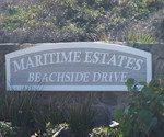 Maritime Estates Sign