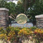Savanna Oaks Sign