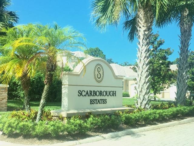 Scarborough Estates Sign