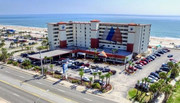 Harbor Beach Resort Building